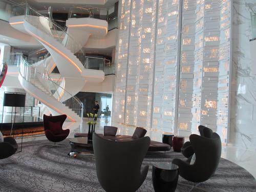 邦奇智能照明_邦奇智能照明系统应用于广州西塔四季酒店